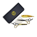 Acute Black/Gold Shears Pro Set