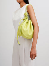Load image into Gallery viewer, Ina Bag Nappa Lime Green