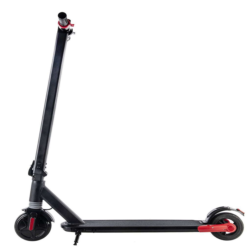 S3 6.5 inch  Portable Folding Electric Scooter 5.8Ah 20 km/h  solid tire 250W  British plug charger