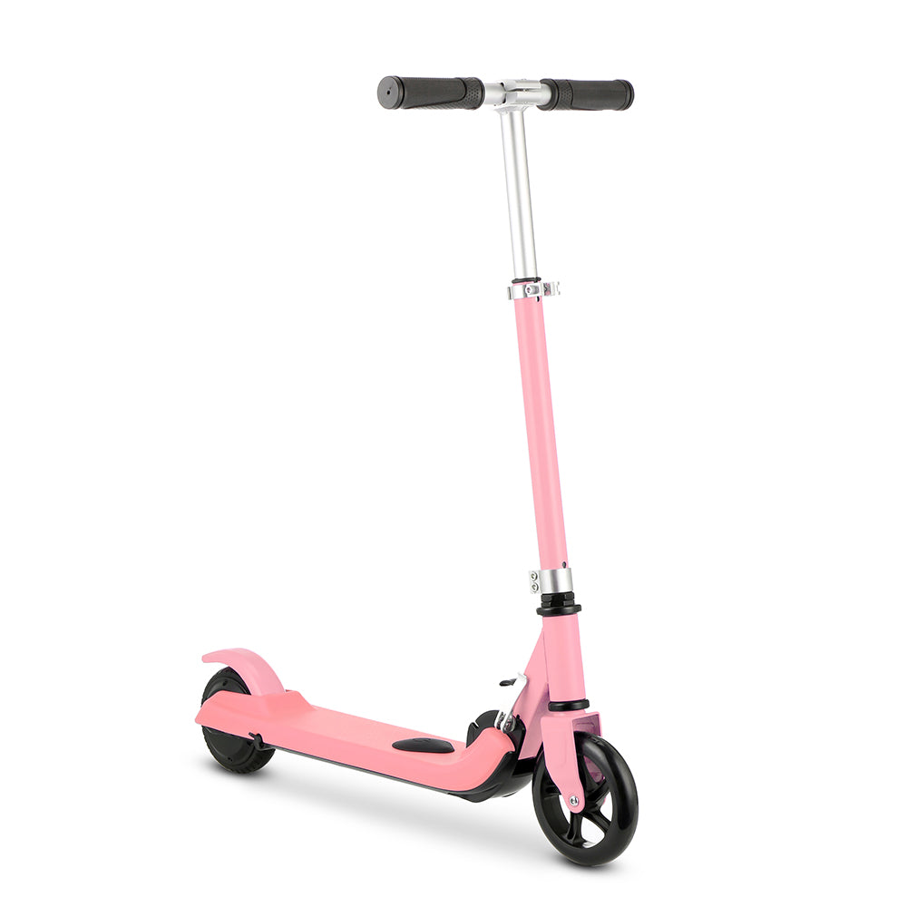 KickScooter Q3 for children and teenagers  E-scooter Three Color Blue /Black/Pink