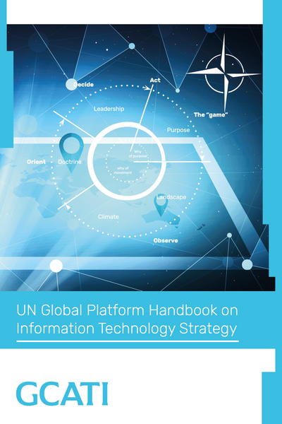 UN Global Platform Handbook on Information Technology Strategy (English)