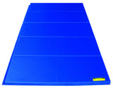 Royal Blue Folding Tumbling Mat