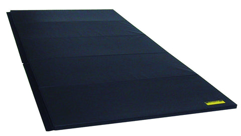 "1-3/8"" Black Stunting Panel Mat - Folding"