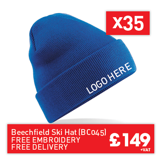 35 Beechfield Original cuffed beanie for Only £149 (BC045)
