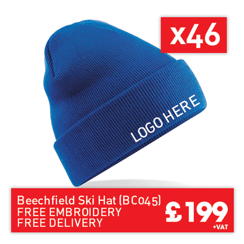 46 Beechfield Original cuffed beanie for Only £199 (BC045)