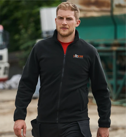PRO RTX Pro Fleece Jacket LF-RX402