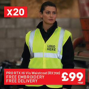 20 RTX Waistcoat for Only £99 (RX700)