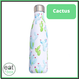 bouteille isotherme inox cactus