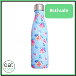 bouteille isotherme inox estivale