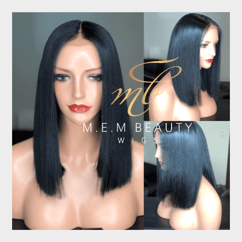chole custom frontal wig