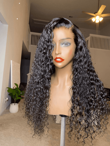 Houston wig store offers lace frontal wig install