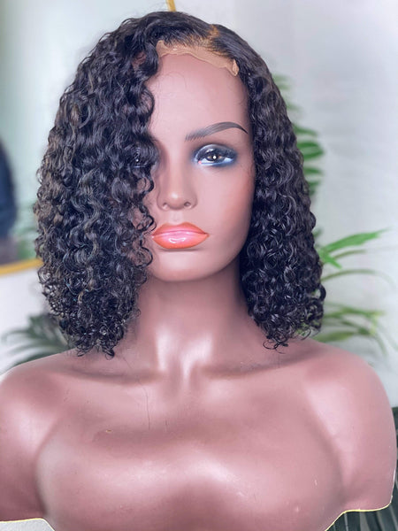human hair cheap wigs in Houston - glue less wig