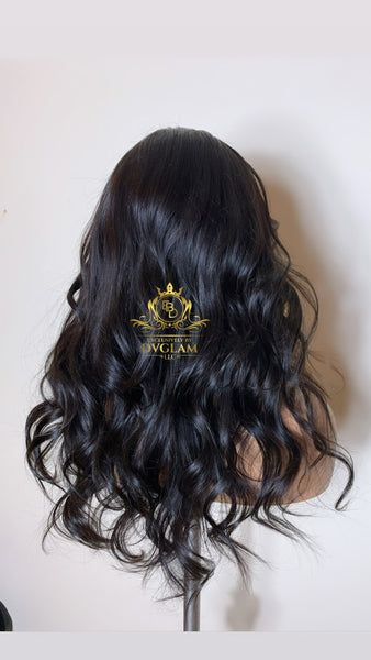 "16"" T-Lace Frontal Wig"