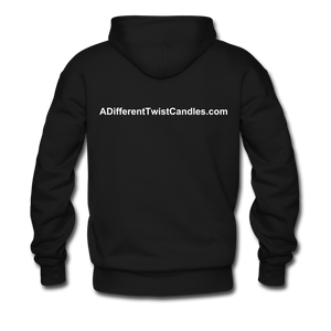 Twisted Men's Premium Hoodie - black