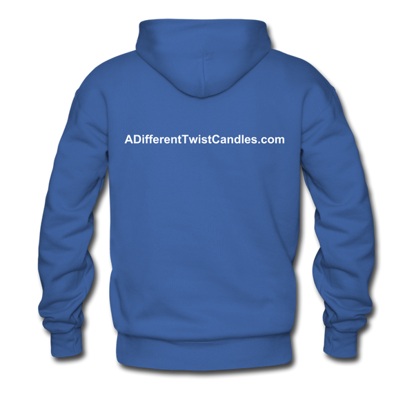 Twisted Men's Premium Hoodie - royalblue