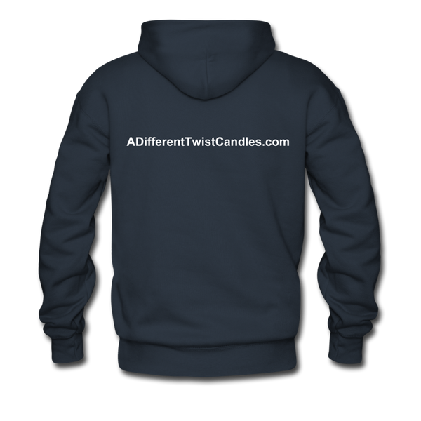 Twisted Men's Premium Hoodie - navy