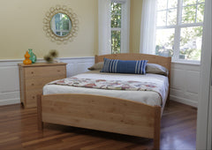 Classic Style Bed Frame - Holy Lamb Organics