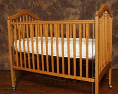 Crib Natural Mattress - Latex - Holy Lamb Organics