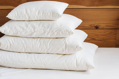 Wool-filled Bed Pillows