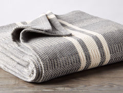 Cirrus Supersoft Organic Cotton Throw - Holy Lamb Organics
