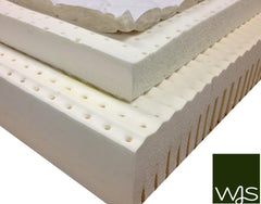 "Natural Mattress- Latex 10"" Options - Holy Lamb Organics"