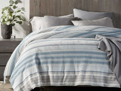 Lost Coast Organic Duvet Cover and Shams - Holy Lamb Organics