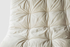 Natural Quilted Topper