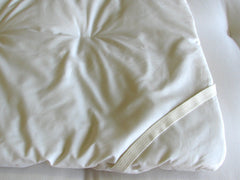 Natural Crib Mattress Topper - Holy Lamb Organics