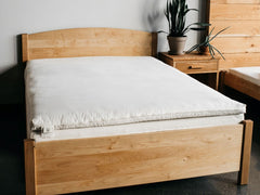 Wool & Latex Mattress Topper - Clearance