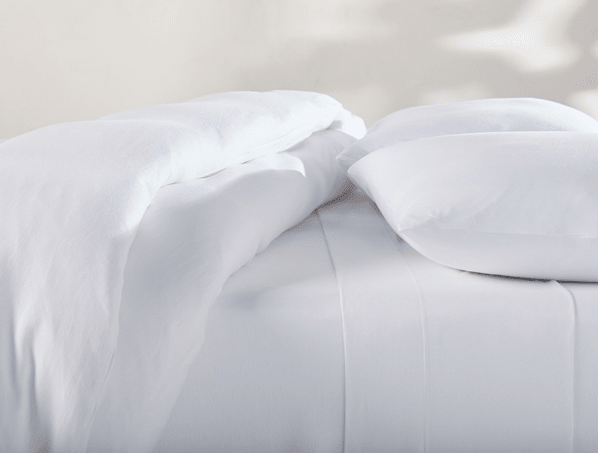 Organic Cotton Knit Jersey Sheets Comes In Sizes Twin King.