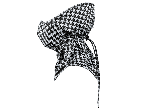 "Penumbra ""Houndstooth"" Air Mask - StyleSEAL Air Masks"