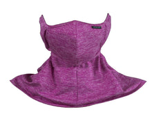 "Load image into Gallery viewer, Penumbra ""Heather Fuschia"" Air Mask - StyleSEAL Air Masks"