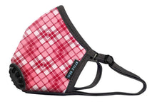 Load image into Gallery viewer, STYLESEAL Totally Tartan Air Filter Mask