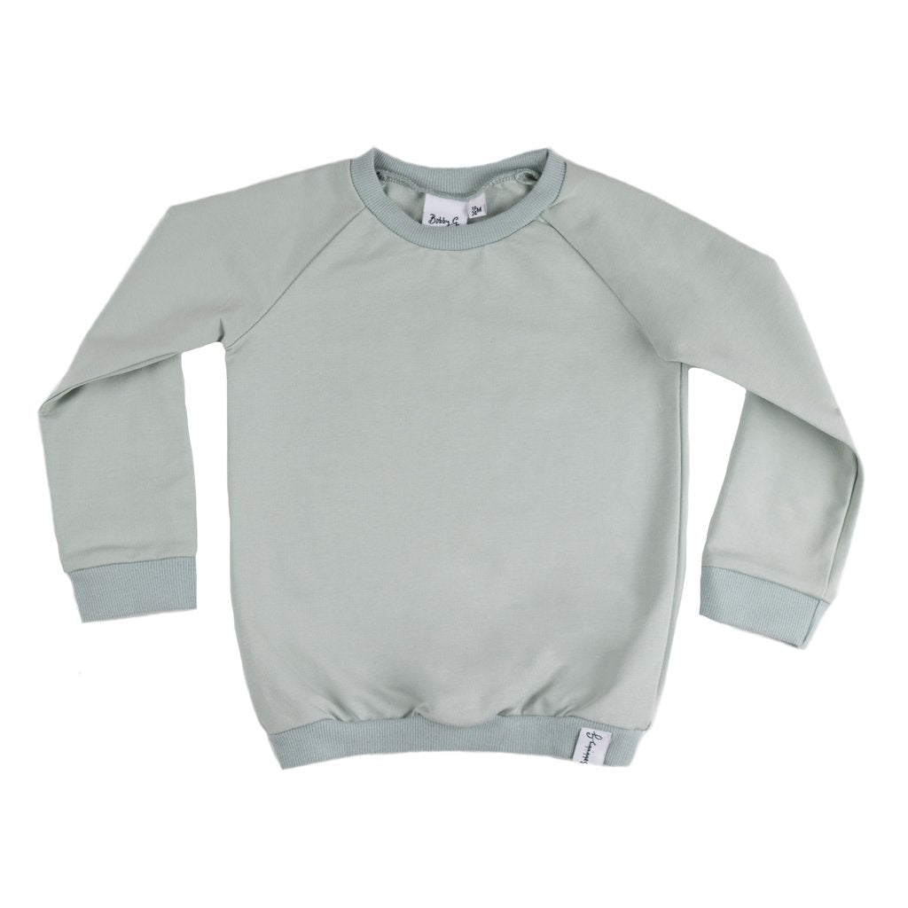 PULLOVER - POWDER BLUE