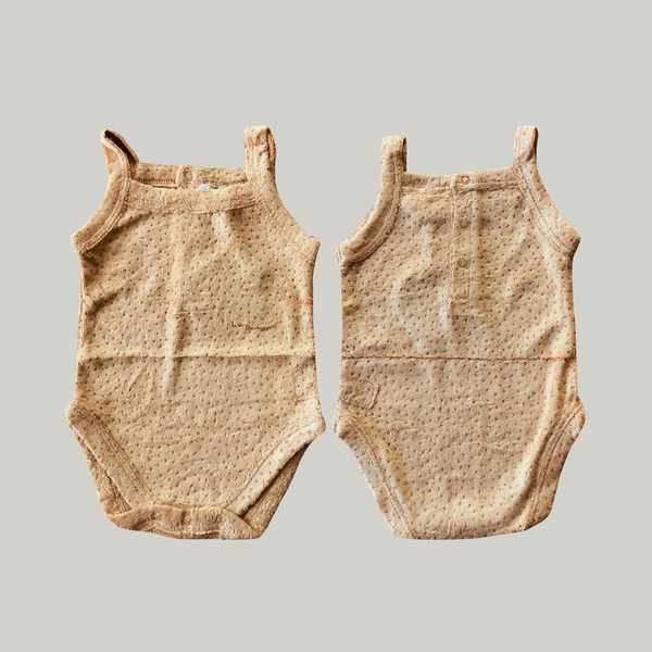 TEDDY TANK SUIT. SUNKISSED
