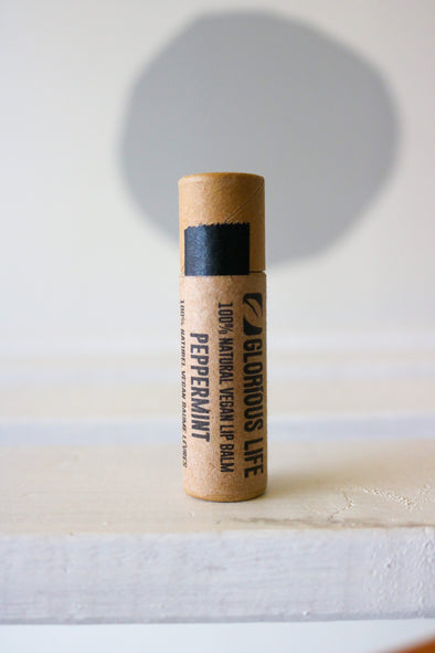 Glorious Life - Low Waste Pepperment Lip Balm