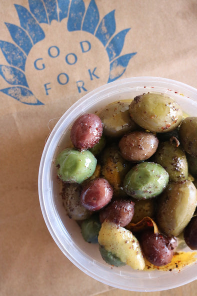 Good Fork- Marinated Olives
