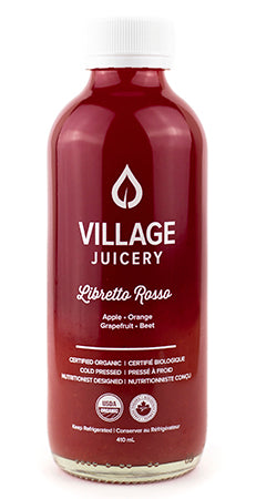 Libretto Rosso - Apple, Orange, Grapefruit, Beet // 410ml