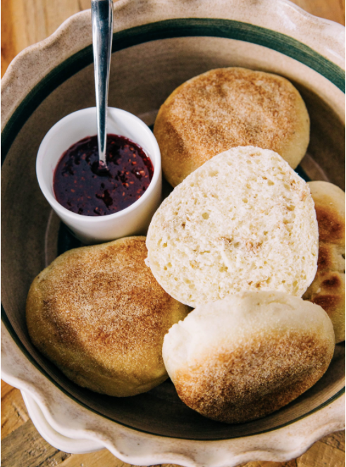 BEER BREAD English Muffins