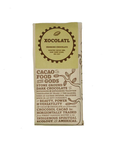 Chocosol - Xocolatl Drinking Chocolate