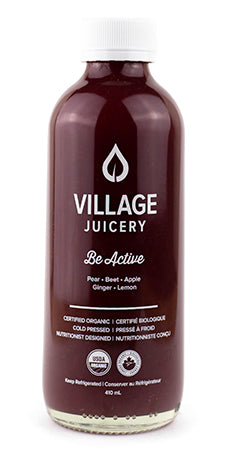 Be Active - Pear, Beet, Apple, Ginger, Lemon // 410ml