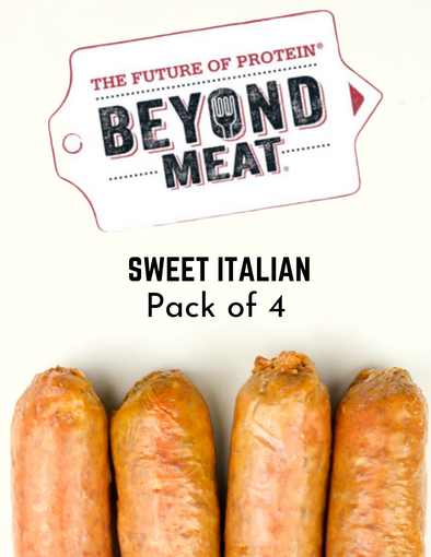 Beyond Meat - Sweet Italian Sausages