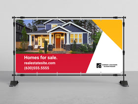 Real Estate Banner 48x24