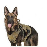 Tactical No Pull Dog Harness