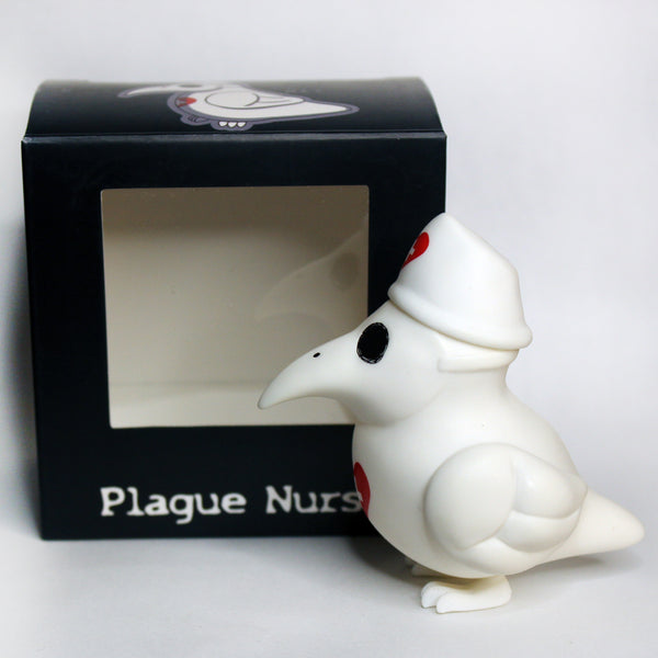 "Plague Nurse 2.75"" Collectible PVC Figurine"