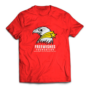 Freewishes Red Tee