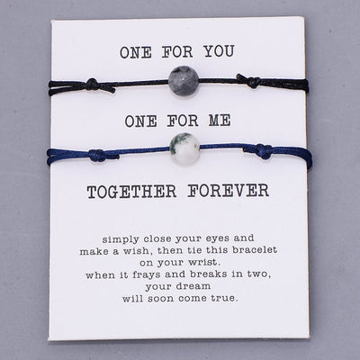 Together Separately (2 bracelets included)