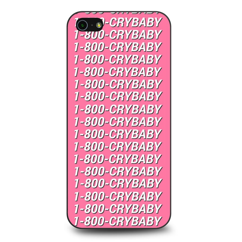 1800 Crybaby iPhone 5 Case