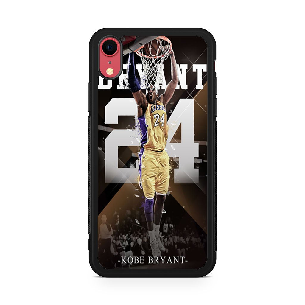 24 Kobe Bryant iPhone XR Case