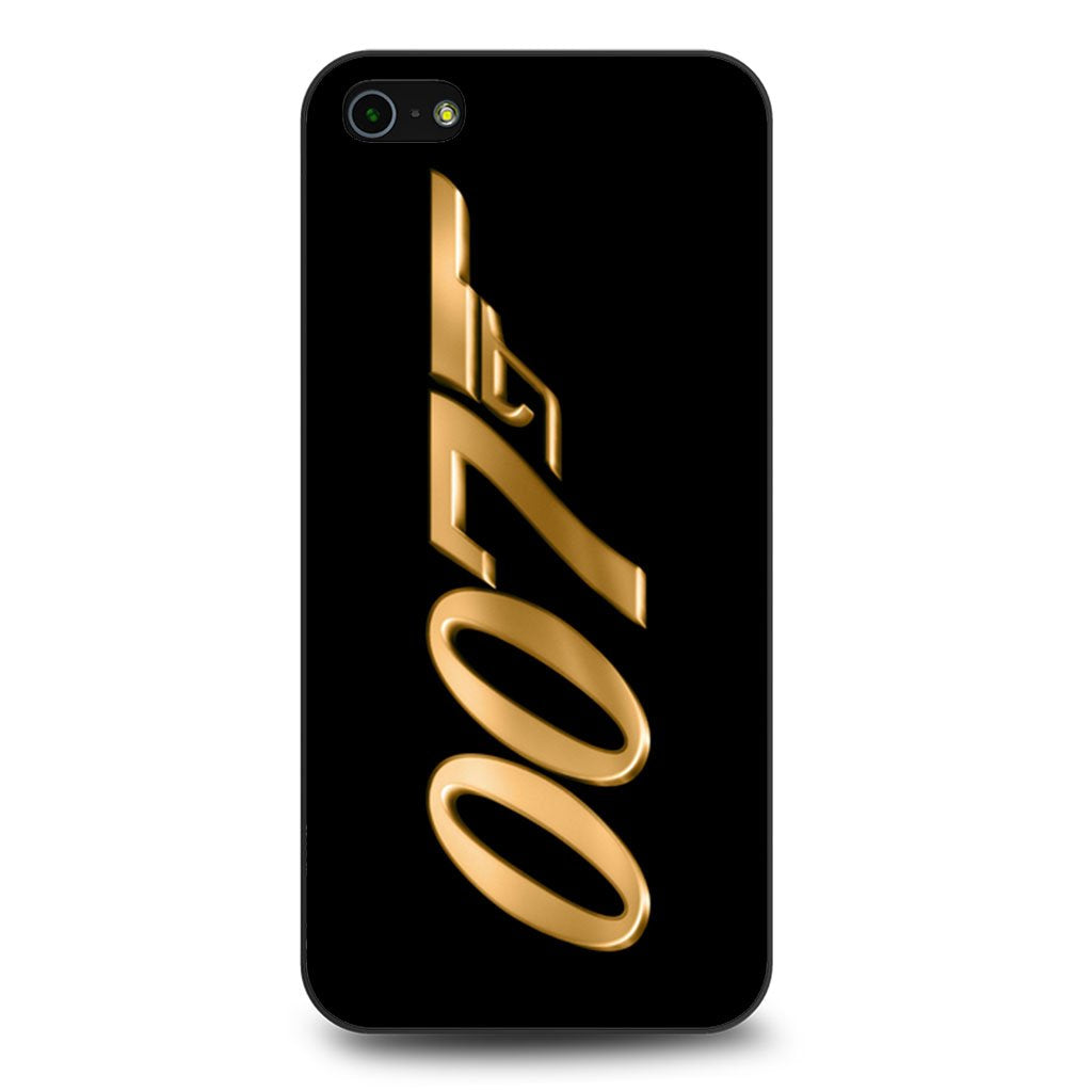 007 James Bond iPhone 5 Case